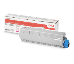Toner do drukarki OKI 47095702 magenta 5000 str.