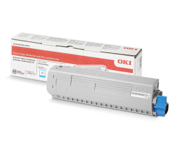 Toner do drukarki OKI 47095703 cyan 5000 str.