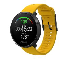 Zegarek sportowy Polar Ignite żółty M/L