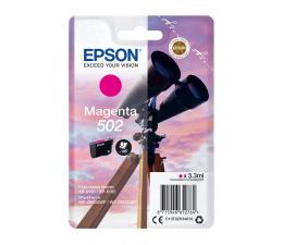 Tusz do drukarki Epson 502 INK Magenta