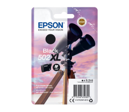 Tusz do drukarki Epson 502XL INK Black