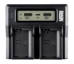 Ładowarka do aparatu Newell DC-LCD do akumulatorów NP-FZ100