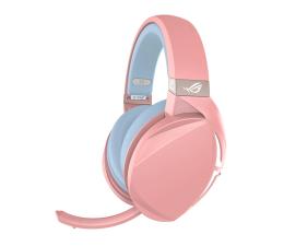 Słuchawki przewodowe ASUS ROG Strix Fusion 300 (różowy)