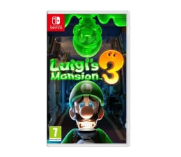 Gra na Switch Switch Luigi's Mansion 3