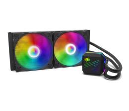 Chłodzenie procesora SilentiumPC Navis Evo ARGB 280 2x140mm