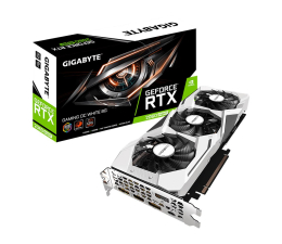 Karta graficzna NVIDIA Gigabyte GeForce RTX 2060 SUPER GAMING OC WHITE 8GB GDDR6