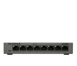 Switch Netgear 8p GS308-300PES (8x10/100/1000Mbit)