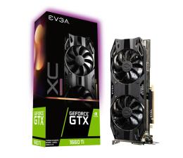 Karta graficzna NVIDIA EVGA GeForce GTX 1660 Ti XC Ultra GAMING  6GB GDDR6