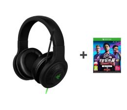 Słuchawki do konsoli Razer Kraken Essential + FIFA 19 XBOX