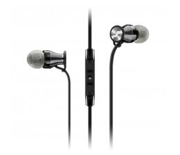 Słuchawki przewodowe Sennheiser Momentum In-Ear M2 IEG czarny