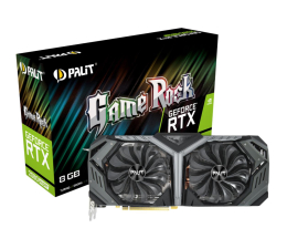 Karta graficzna NVIDIA Palit GeForce RTX 2080 SUPER GameRock 8GB GDDR6