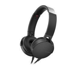 Słuchawki przewodowe Sony MDR-XB550AP Czarne