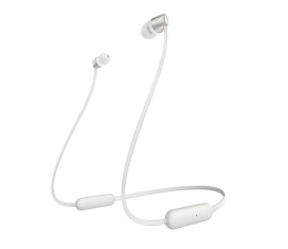 Słuchawki bezprzewodowe Sony WI-C310 Białe