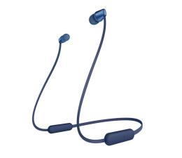 Słuchawki bezprzewodowe Sony WI-C310 Niebieskie