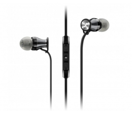 Słuchawki przewodowe Sennheiser Momentum In-Ear M2 IEi czarny