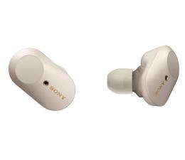 Słuchawki bezprzewodowe Sony WF-1000XM3S Srebrne