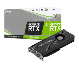 Karta graficzna NVIDIA PNY GeForce RTX 2070 SUPER Blower 8GB GDDR6