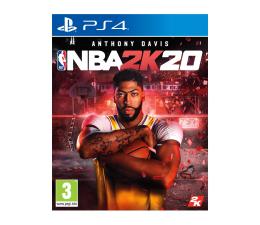 Gra na PlayStation 4 Visual Concepts NBA 2k20