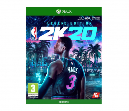 Gra na Xbox One Visual Concepts NBA 2K20 Legend Edition