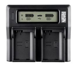 Ładowarka do aparatu Newell DC-LCD do akumulatorów serii NP-FW