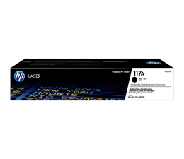 Toner do drukarki HP 117A black 1000str.