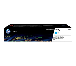 Toner do drukarki HP 117A cyan 700str.