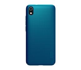 Etui/obudowa na smartfona Nillkin Super Frosted Shield do Xiaomi Redmi 7A niebieski