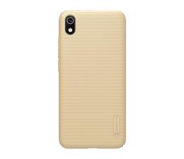 Etui/obudowa na smartfona Nillkin Super Frosted Shield do Xiaomi Redmi 7A złoty