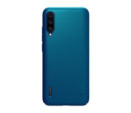 Etui/obudowa na smartfona Nillkin Super Frosted Shield do Xiaomi Mi A3 niebieski