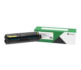 Toner do drukarki Lexmark yellow 2500str.