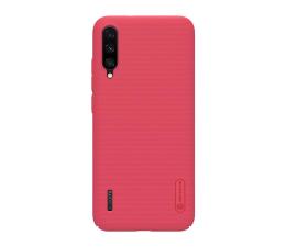 Etui / obudowa na smartfona Nillkin Super Frosted Shield do Xiaomi Mi A3 czerwony