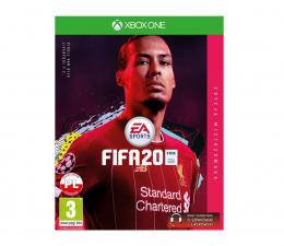Gra na Xbox One EA Sports FIFA 20 EDYCJA MISTRZOWSKA
