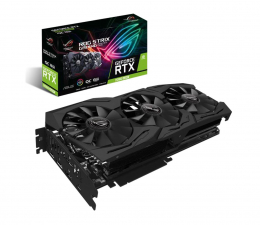 Karta graficzna NVIDIA ASUS GeForce RTX 2060 SUPER ROG Strix OC 8GB GDDR6