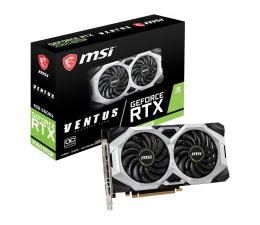 Karta graficzna NVIDIA MSI Geforce RTX 2060 SUPER VENTUS OC 8GB GDDR6