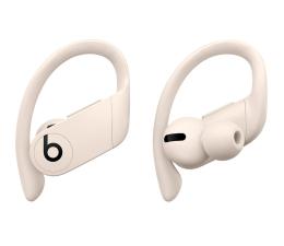 Słuchawki bezprzewodowe Apple Powerbeats Pro beżowe