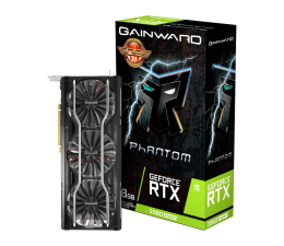 Karta graficzna NVIDIA Gainward GeForce RTX 2060 SUPER Phantom GS 8GB GDDR6