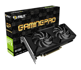 Karta graficzna NVIDIA Palit GeForce RTX 2060 SUPER Gaming Pro 8GB GDDR6