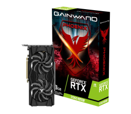 Karta graficzna NVIDIA Gainward GeForce RTX 2060 SUPER Phoenix 8GB GDDR6