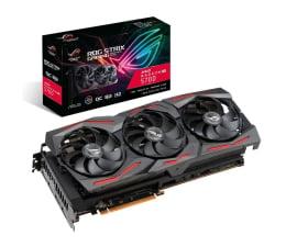 Karta graficzna AMD ASUS Radeon RX 5700 ROG Strix Gaming OC 8GB GDDR6