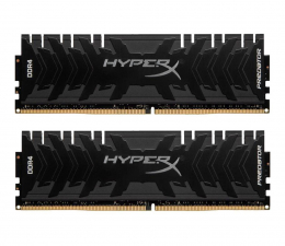 Pamięć RAM DDR4 HyperX 16GB (2x8GB) 3200MHz CL16 Predator Black