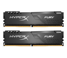 Pamięć RAM DDR4 HyperX 16GB 2666MHz Fury CL16 (2x8GB)