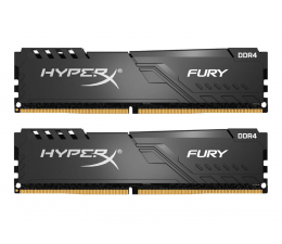 Pamięć RAM DDR4 HyperX 32GB 2666MHz Fury CL16 (2x16GB)