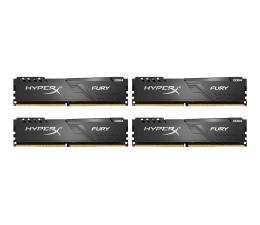 Pamięć RAM DDR4 HyperX 64GB 3000MHz Fury CL15 (4x16GB)