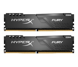 Pamięć RAM DDR4 HyperX 16GB 3200MHz Fury CL16 (2x8GB)