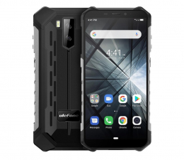 Smartfon / Telefon uleFone Armor X3 2/32GB Dual SIM srebrny
