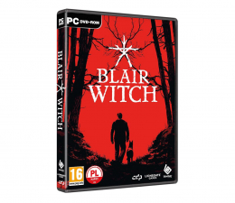 Gra na PC Bloober Team SA Blair Witch