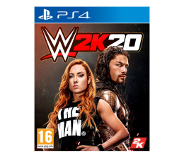 Gra na PlayStation 4 PlayStation WWE 2K20