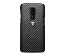 Etui/obudowa na smartfona OnePlus Karbon Protective Case do OnePlus 6 czarny