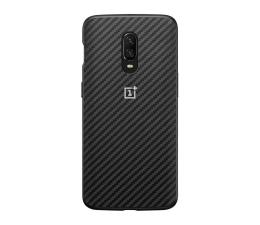 Etui/obudowa na smartfona OnePlus Karbon Bumper Case do OnePlus 6t czarny