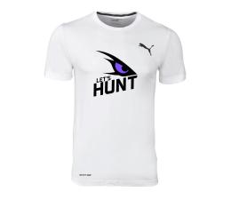 Koszulka dla gracza x-kom AGO koszulka lifestyle LET'S HUNT M